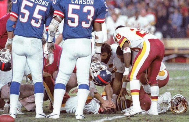The Scariest Injuries In Sports History Complex