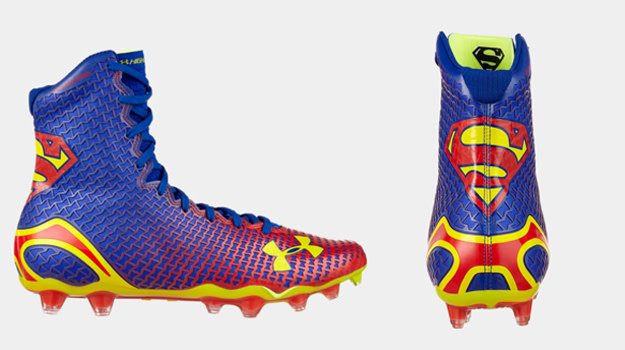 b61fac77c324 Channel Your Inner SuperHero With the Under Armour Alter Ego Highlight Cleat