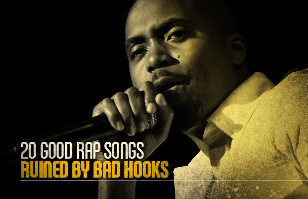 20 Good Rap Songs Ruined by Bad Hooks | Complex