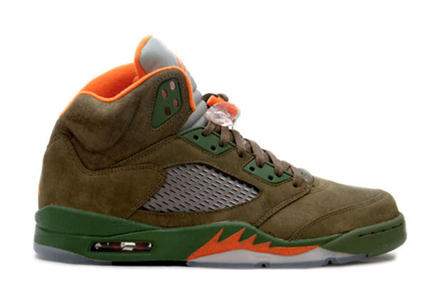 f6316bfbaffe6 The 15 Best Air Jordan V Colorways of All Time | Complex