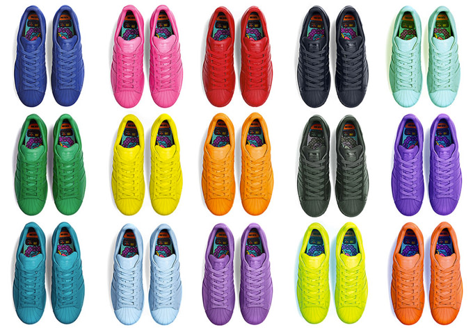 promo code 5d119 1e523 Pharrell x adidas Originals Superstar