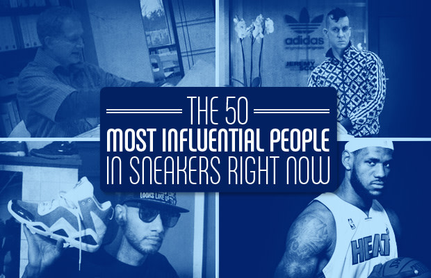 1bc1c0f10 The 50 Most Influential People in Sneakers Right Now | Complex