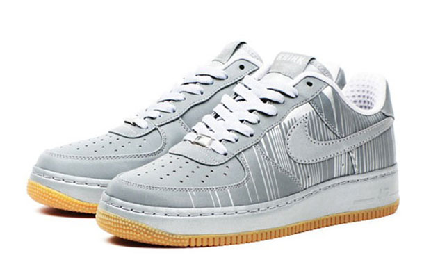 the latest f2460 3d61c Krink x Nike Air Force 1