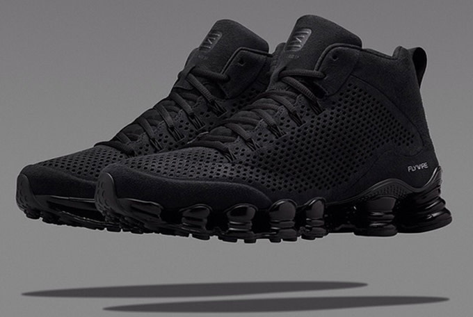 on sale 1171f cd55d Nike Shox TLX Mid Releasing at NikeLab | Complex