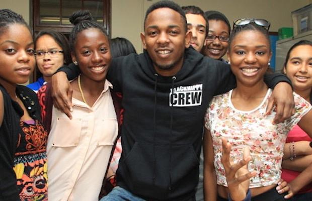 Kendrick Lamar dating 2013