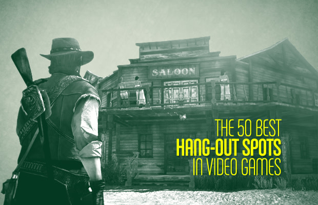 The 50 Best Hang-Out Spots in Video Games | Complex