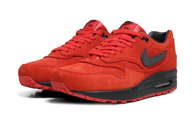 sale retailer d2fb3 b17be Nike Air Max 1 Premium - Pimento Black