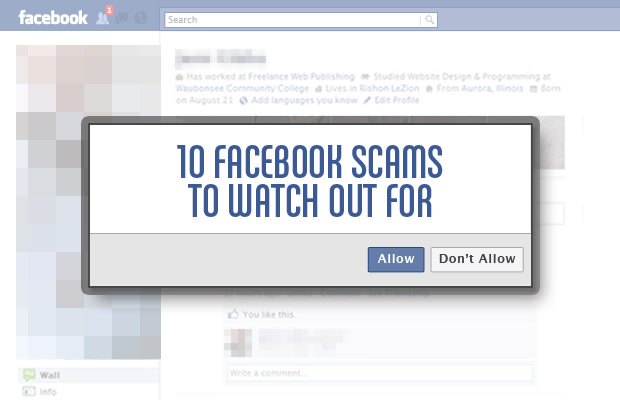 10 Facebook Scams To Watch Out For | Complex