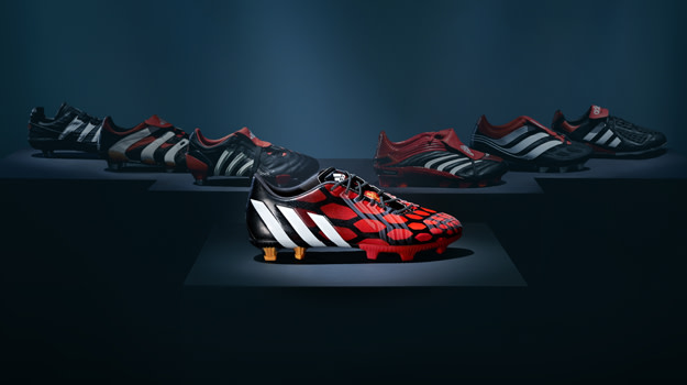 the best attitude 32a18 40db0 adidas predator history. Originally launched in 1994, the adidas Predator  quickly ...