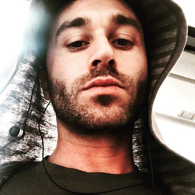 James Deen Selfie Instagram Hoodie