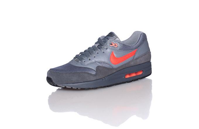 nike air max 1 fb grey orange