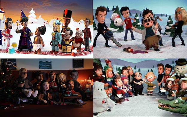 Always Sunny Christmas.Which Claymation Christmas Was Better Community Or It S