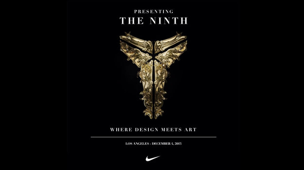 sneakers for cheap 81df8 1846c Launch Date Set for the Nike Kobe 9