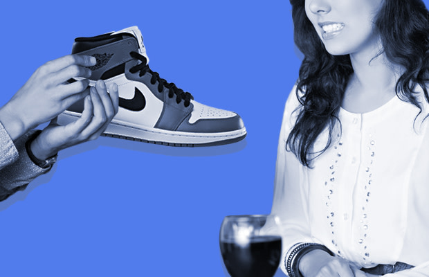 The 10 Worst Sneaker Pickup Lines | Complex