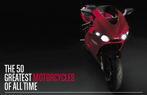 The 50 Greatest Motorcycles of All Time | Complex