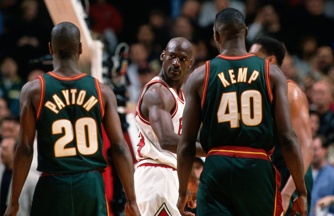 huge discount b1e59 db759 How Scottie Pippen Was Almost Traded For Shawn Kemp   Complex