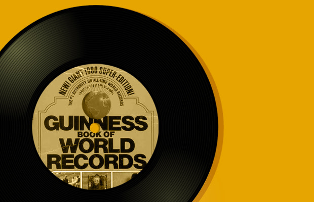 12 Guinness World Records That Exist For No Real Reason