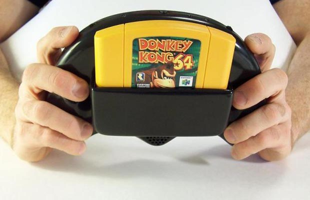 Sweet Baby Donkey Kong, Someone Has Built a Portable N64