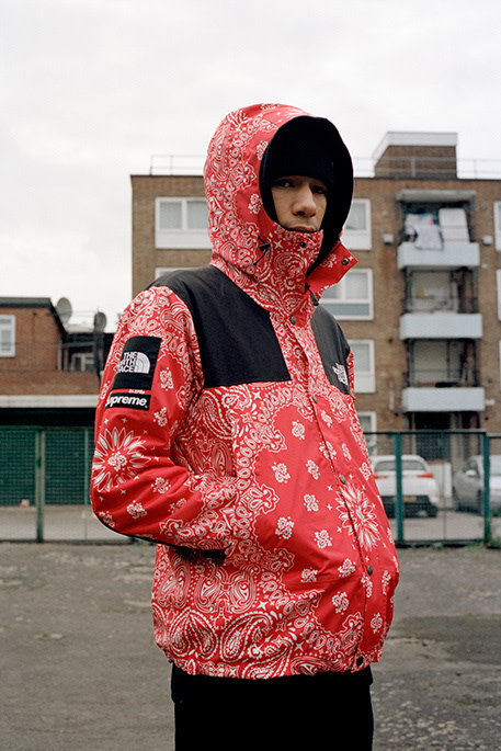 0f96511b The Supreme x The North Face Winter 2014 Collection Is Here | Complex