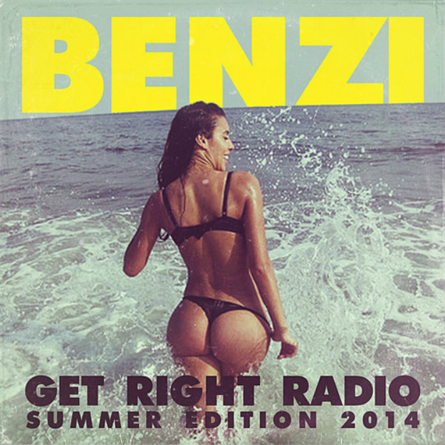 benzi-get-right-radio-summer-edition-2014