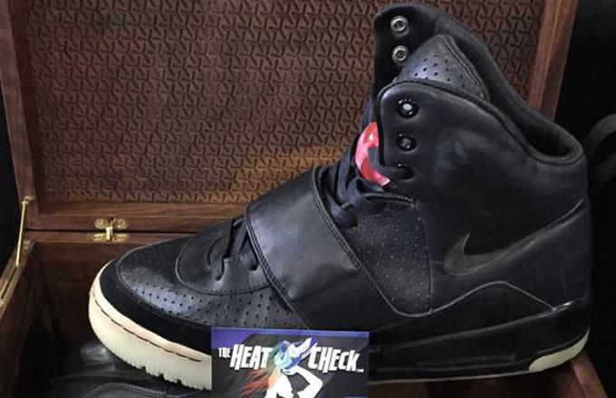 Kanye West's Grammy Worn Nike Air Yeezys | Complex
