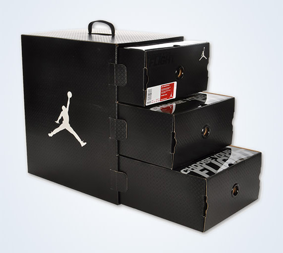 faaff6c694b The Complete History of Air Jordan Sneaker Boxes | Complex