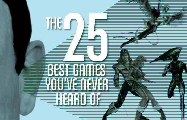 Sleeper Sell The 25 Best Games You Ve Never Heard Of Complex