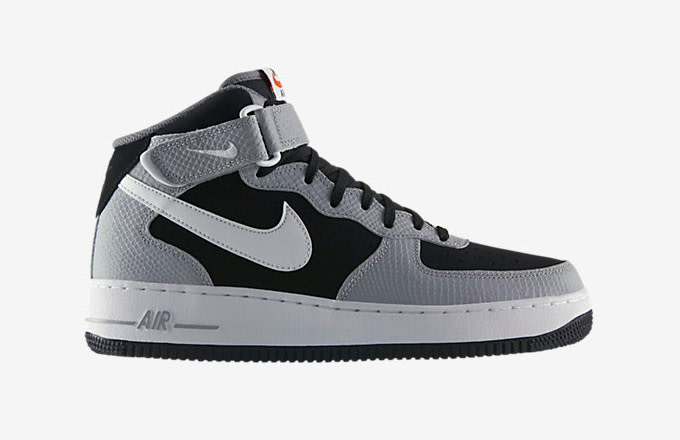 low priced 3cb38 c744d Kicks of the Day: Nike Air Force 1 Mid 07