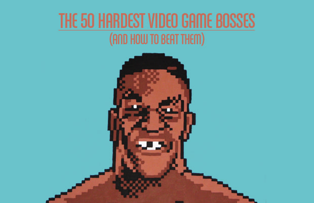 The 50 Hardest Video Game Bosses (And How To Beat Them