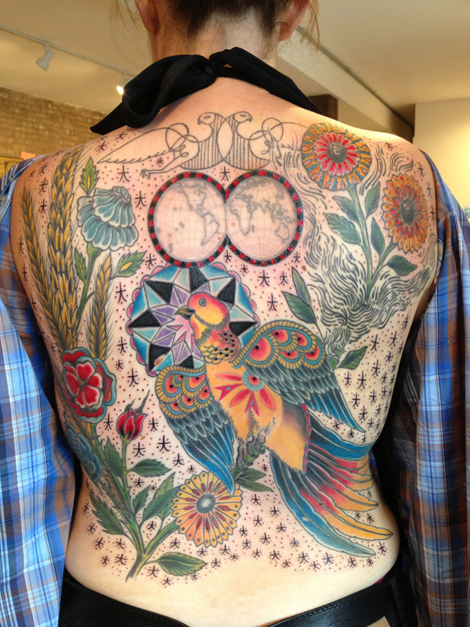 50 Great Tattoo Artists You (Probably) Haven't Heard Of
