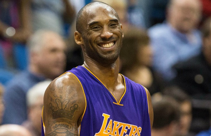 734e3481593 Kobe Bryant Explains Why He's Smiling So Much This Season Even ...