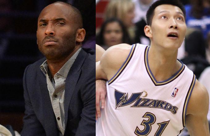 NBA球星怎麼評價易建聯?Garnett:打球方式太軟,Kobe:想和他聯手!