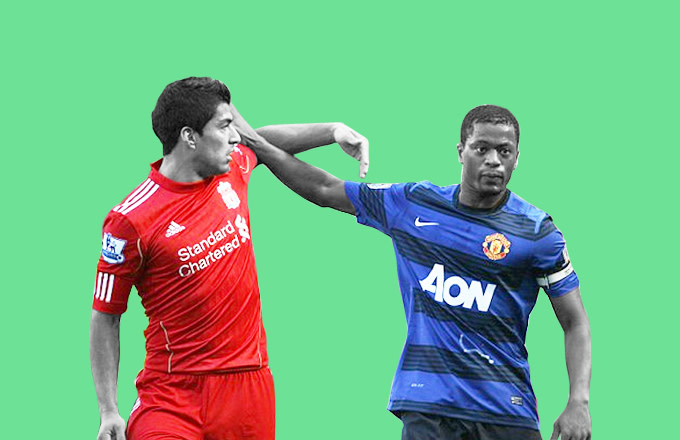 The Greatest Moments in Liverpool v  Manchester United