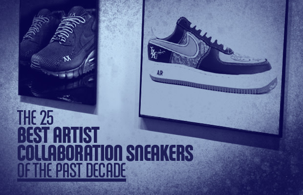 wholesale dealer 70903 b1337 Sneaker collaborations have become tremendously popular over the past  decade. What was once reserved for a handful of well known artists and  boutiques, ...