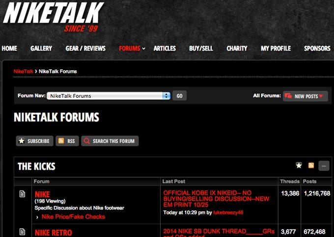76f4738184 NikeTalk 15 Years Later: Does It Still Matter? | Complex