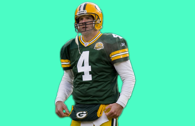 new product 92a3f 8eb41 Brett Favre: 12 Reasons Why He Deserves More Credit | Complex
