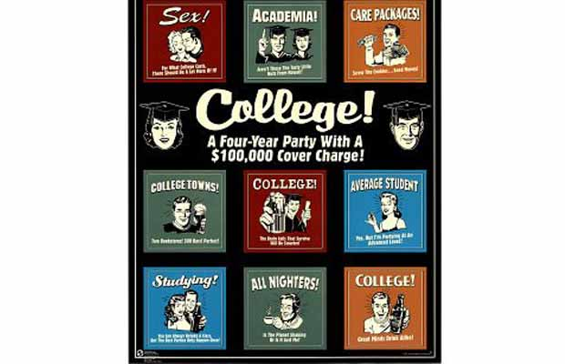 25 Posters You Had on Your College Dorm Room Wall That Made