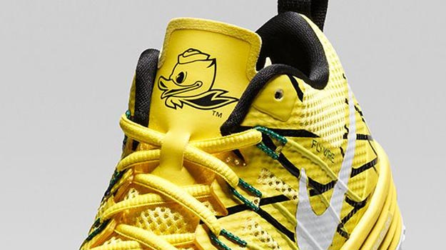 purchase cheap 2550a 7d690 The Oregon Ducks Get Yet Another Nike Lunar TR1