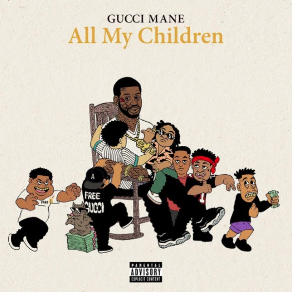 Gucci Mane Drops His New Song