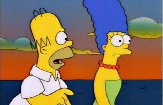 Simpsons dating citater