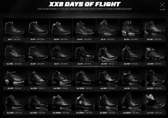 the best attitude 14be4 e1f0f About a month before All-Star Weekend Michael Jordan s birthday, Jordan  Brand was hitting us with a look at special make-ups of each Jordan model  in a black ...