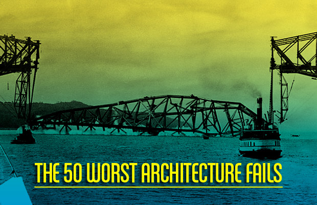 The 50 Worst Architecture Fails   Complex