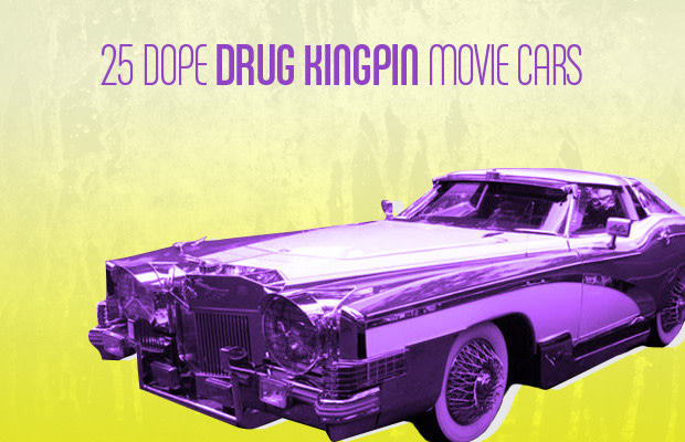 Gallery 25 Dope Drug Kingpin Movie Cars Complex