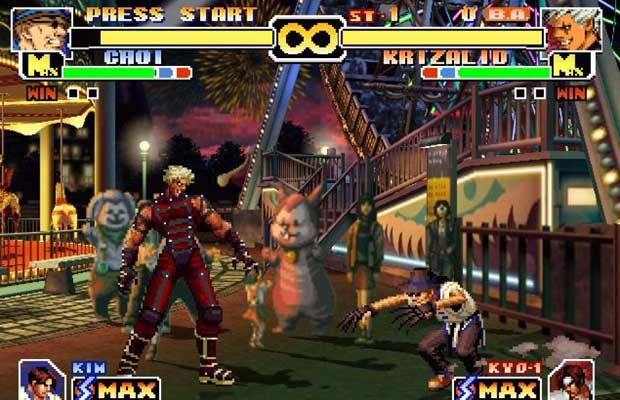 The 25 Best SNK Fighting Games Ever Made   Complex