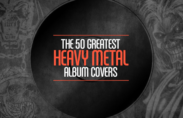 The 50 Greatest Heavy Metal Album Covers | Complex