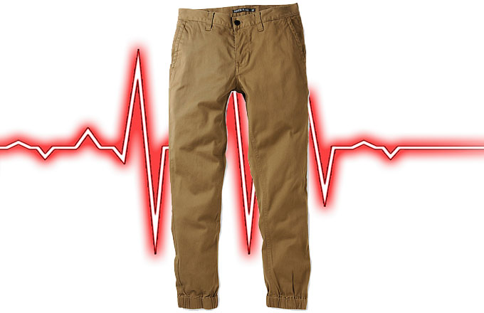 1ccade5f The Death of the Jogger Pant Is Near