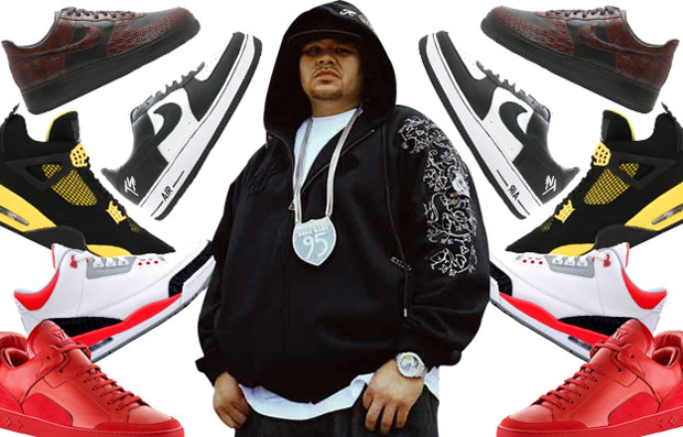 Joe La Puma on Retroed Sneakers, Collaborations, and His