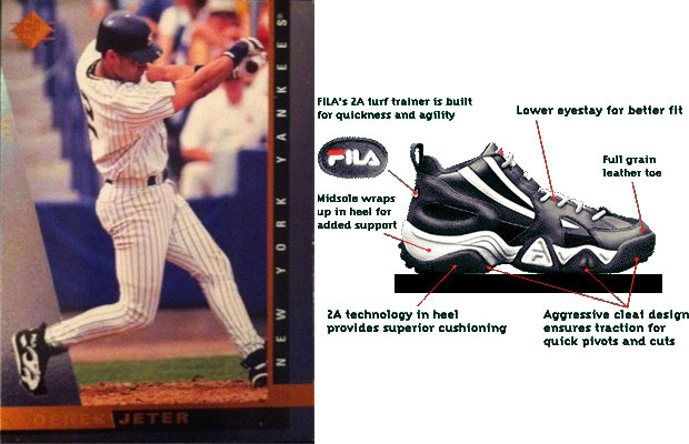 804189641c61 When FILA entered the U.S. signature sneaker market in the early '90s, they  did it in a big way. They gave Jamal Mashburn a Ferrari (along with a ...