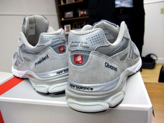 17567bd21fb09 If New Balance sneakers are good enough for the top Government official,  they're certainly good enough for the people. There's no bells and  whistles, ...