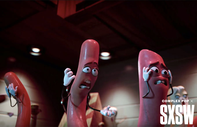 Showing porn images for sausage party the picture lesbian porn